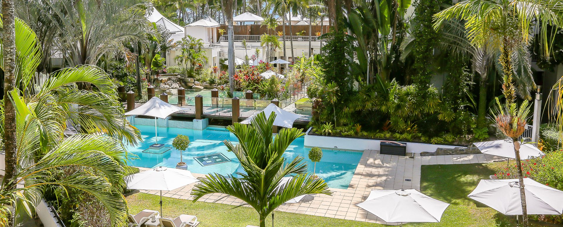 Palm Cove Cairns Holiday Apartments Alamanda Resort & Spa Palm Cove